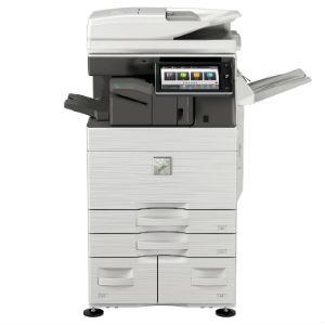 Sharp MX-3071, MX-3571, MX-4071 advanced series color mfp copier printer scanner fax