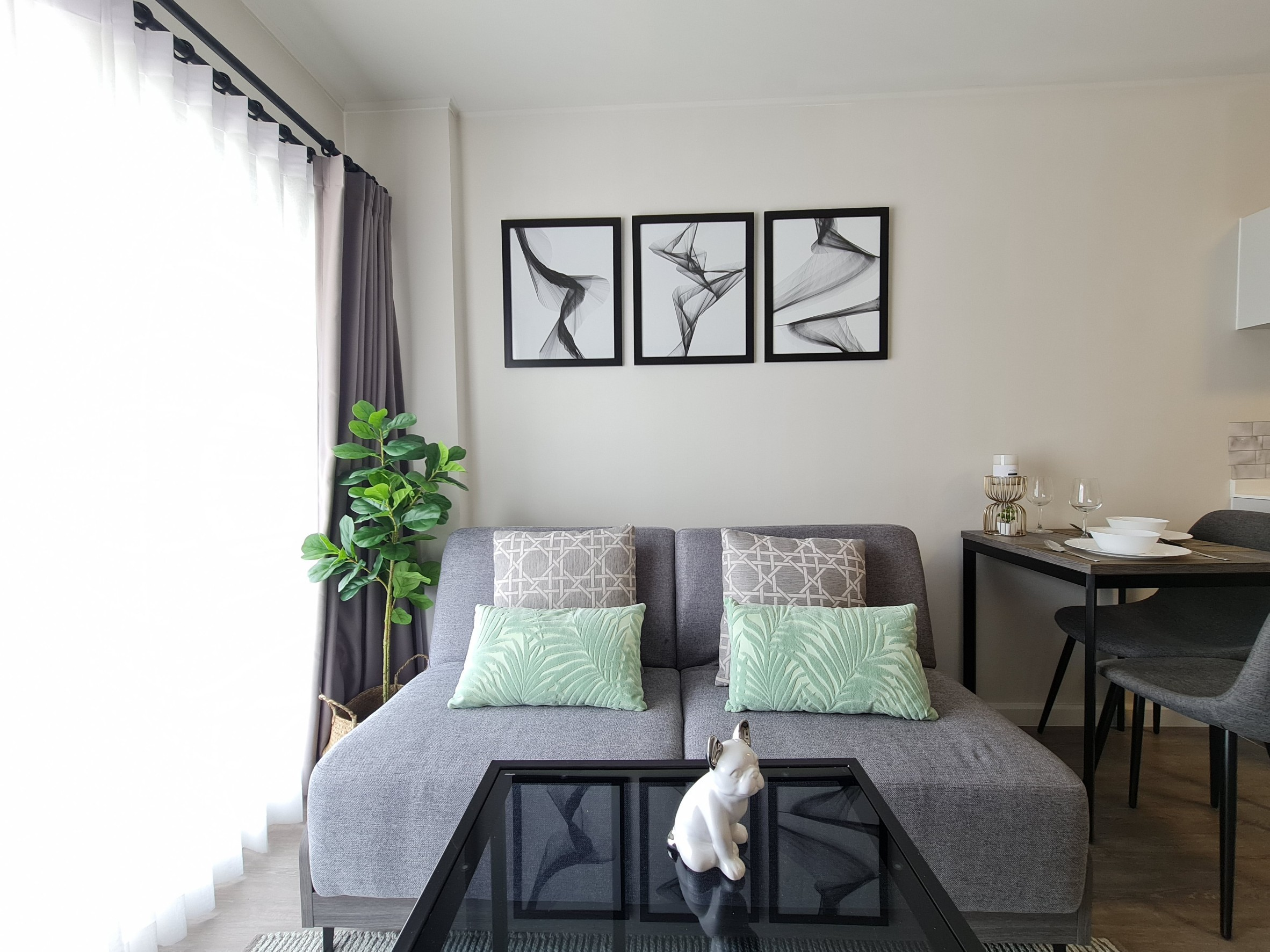 One Bedroom DCondo Rin For Rent