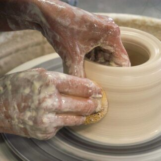 Adult Pottery Classes Starting April 26, 2021
