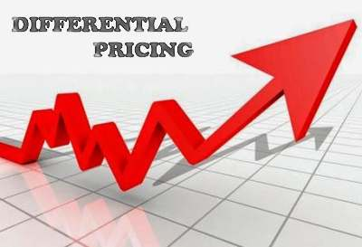 Differential pricing