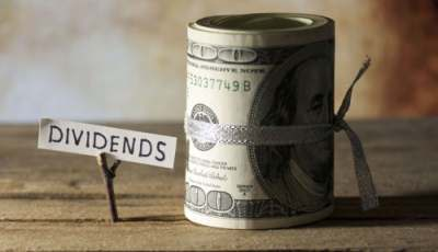 dividend payments