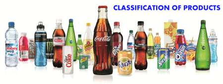 Classification of products