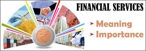 Financial Services Meaning & Importance