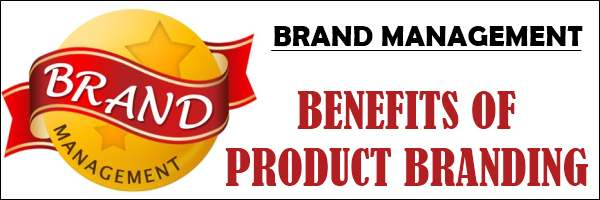 Benefits of Product branding