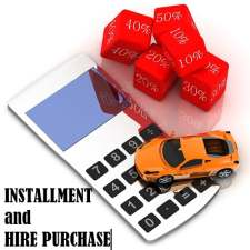 Hire purchase and Installment