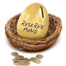 Reserve funds