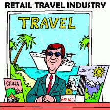 Retail travel industry