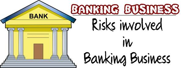 Risks involved in Banking Business