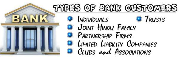 Types of Bank Customers