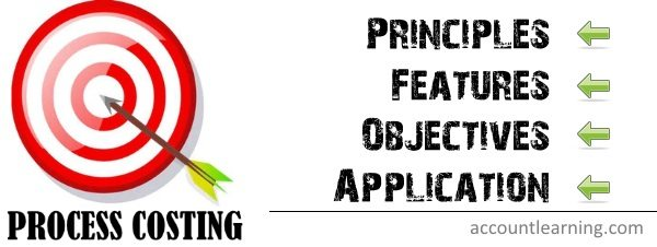Process Costing - Principles, Features, Objectives, Application