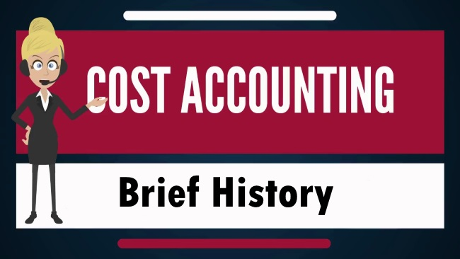 Brief History of Cost Accounting