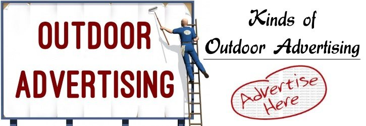Kinds of Outdoor Advertising