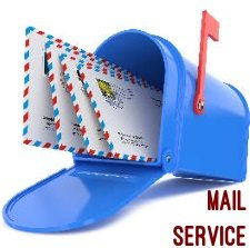Office Mail Service Types Handling Benefits Components
