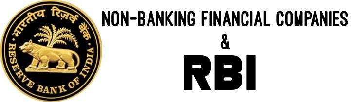 Non-Banking financial companies and RBI