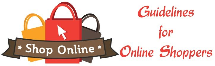 Guidelines for Online Shoppers