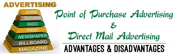 Point of Purchase Advertising & Direct Main Advertising