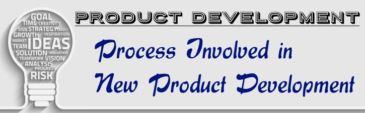 Process Involved in New Product Development