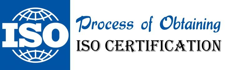 Process of obtaining ISO Certification