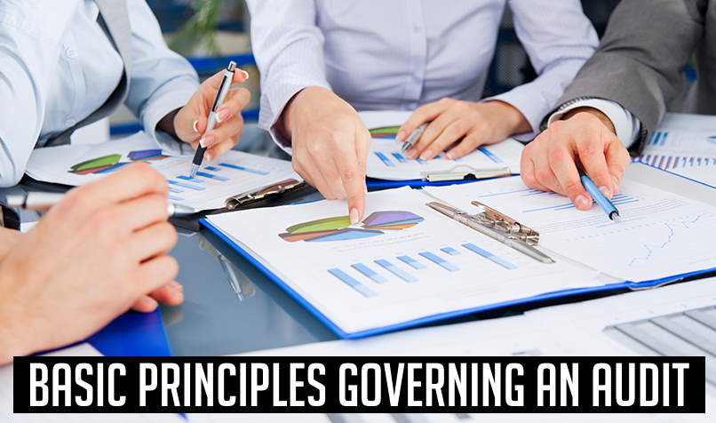 Basic Principles Governing an Audit