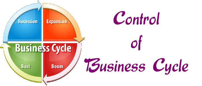 Control of Business Cycle