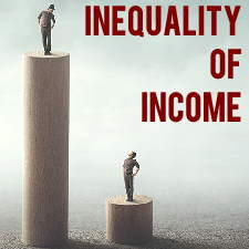 Inequality of Income
