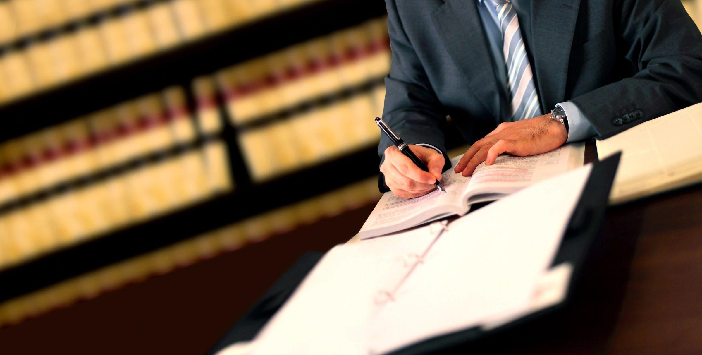 Meet Our Legal Team