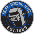SR Iron Logo