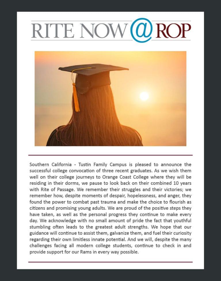 Rite Now - Tustin Oct 2020