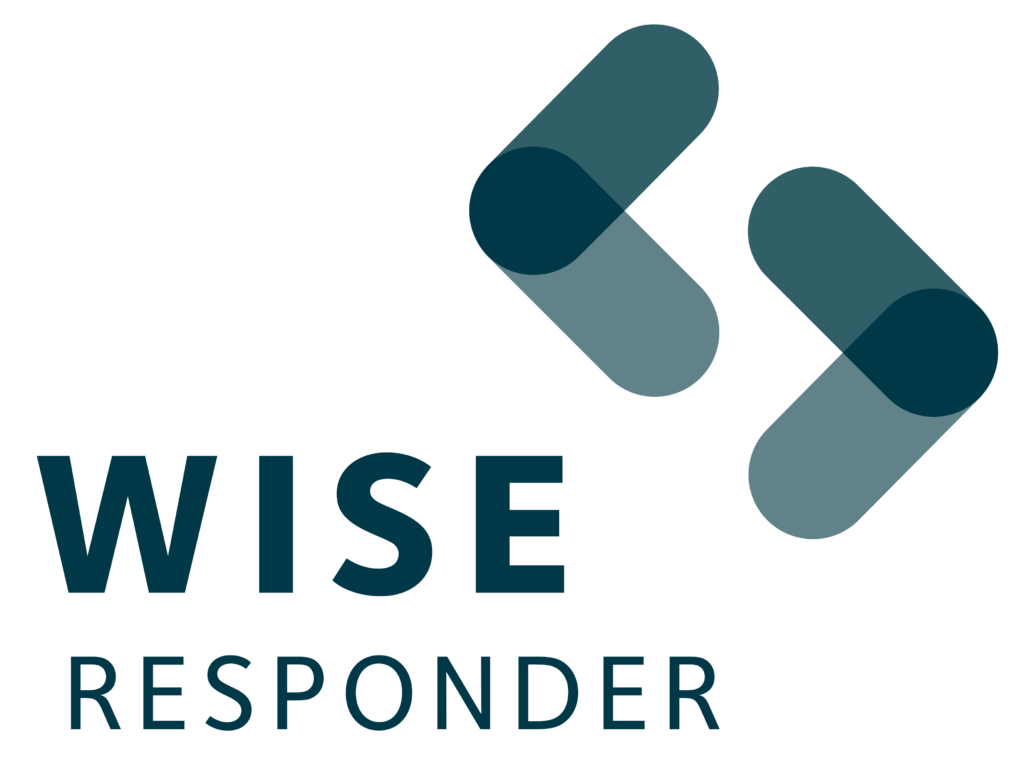 Wise responder logo