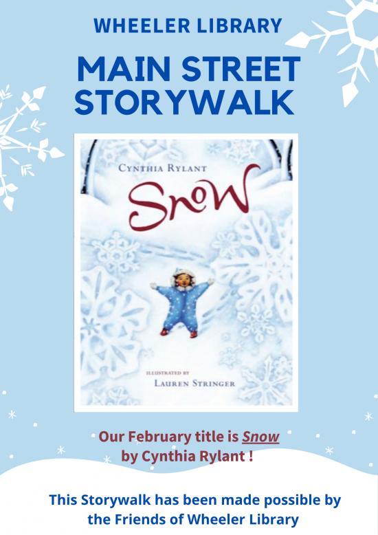 February Storywalk (1)