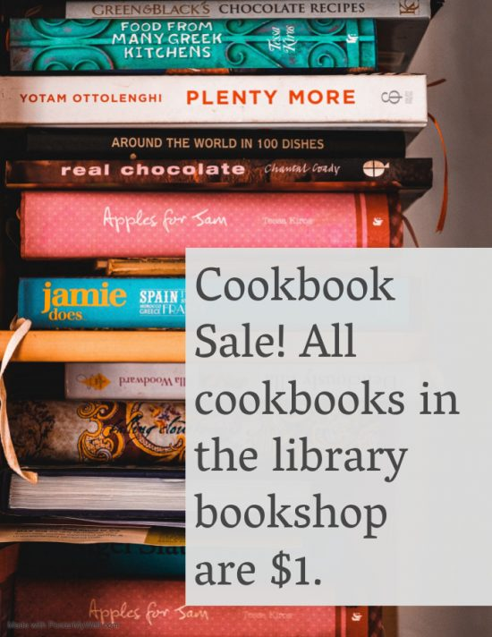 cookbooks general