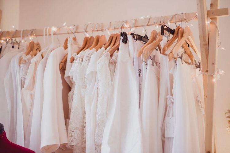 Robes de mariée fabriquées au Québec, artisanales et sur-mesure