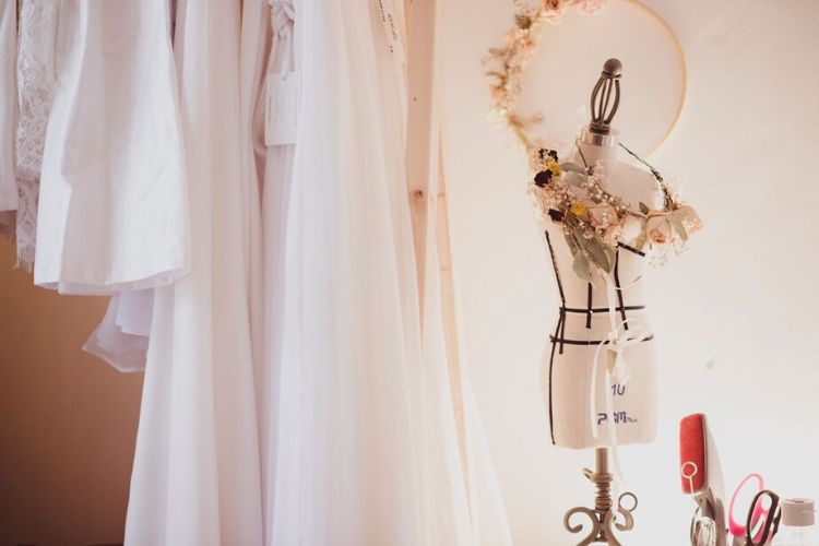 Des robes de mariée fabriquées au Québec avec amour et passion