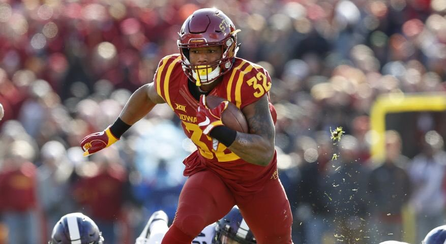 2019 NFL Draft Profile: David Montgomery