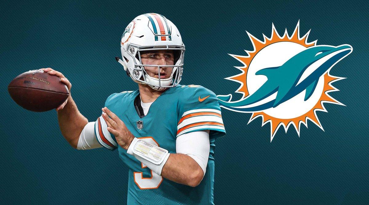 Josh Rosen to Miami