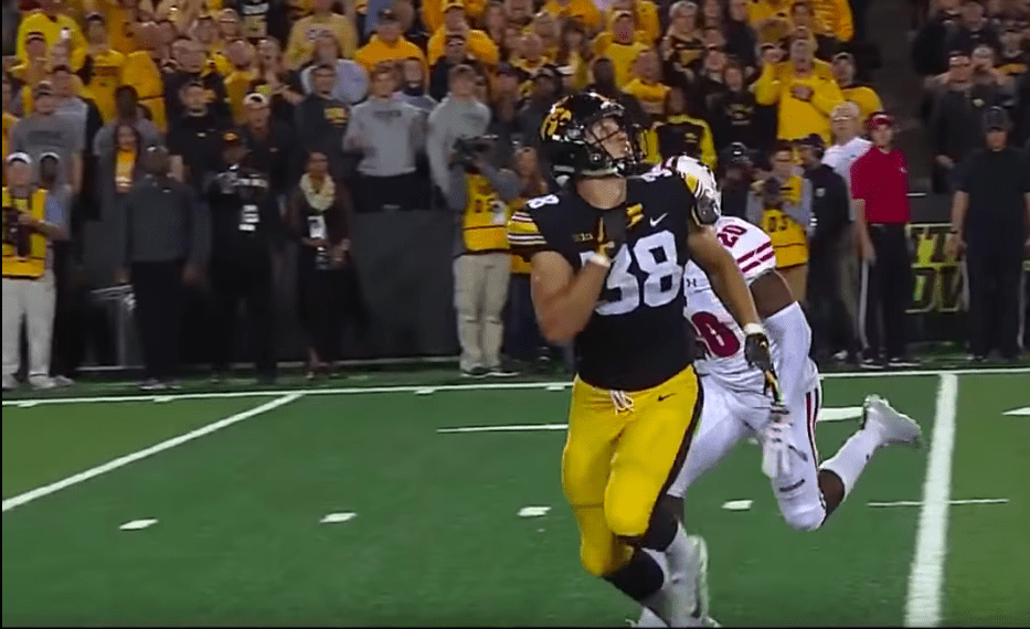2019 NFL Draft Profile: T.J. Hockenson