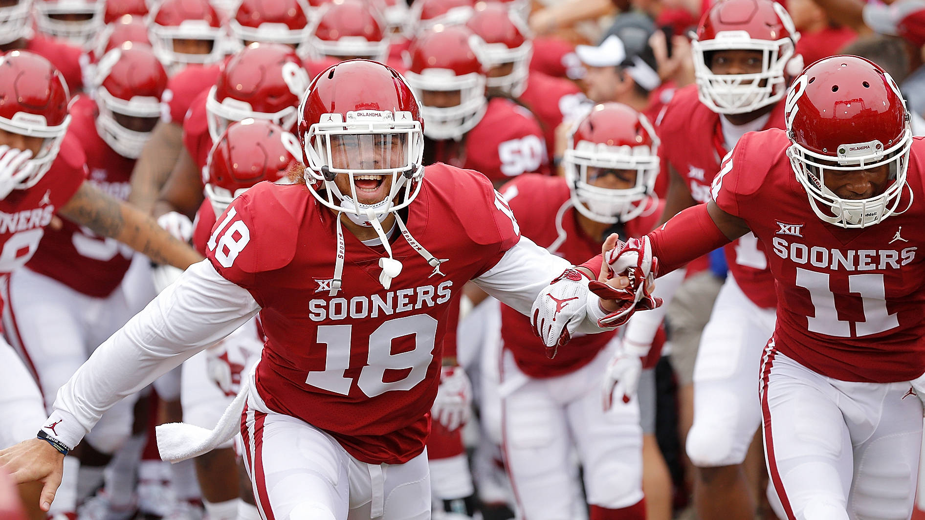 Could Oklahoma Spoil Alabama's Fairy Tale Season?