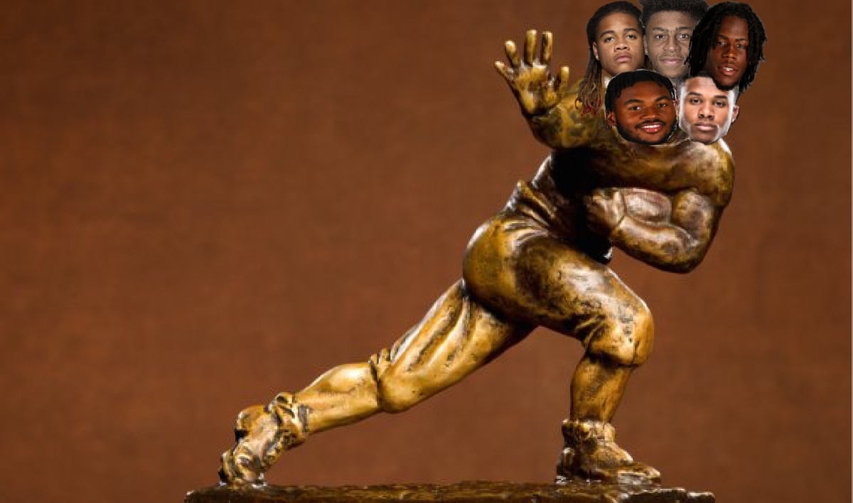 5 Non-Quarterback Darkhorse Heisman Candidates