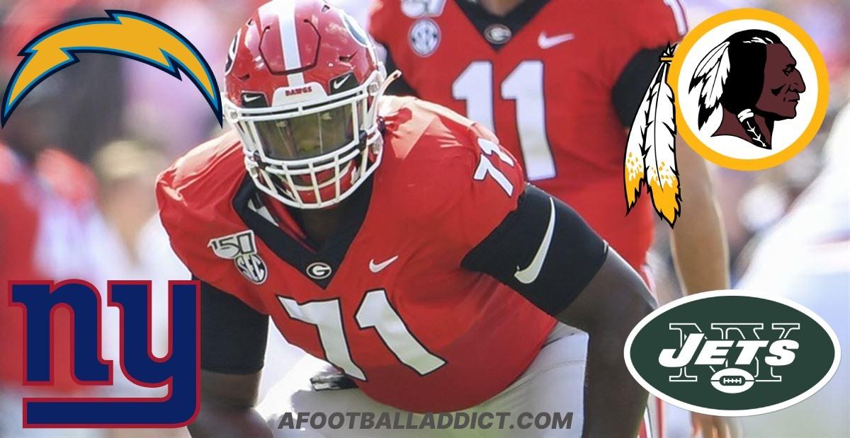 2020 NFL Draft Profiles: Andrew Thomas