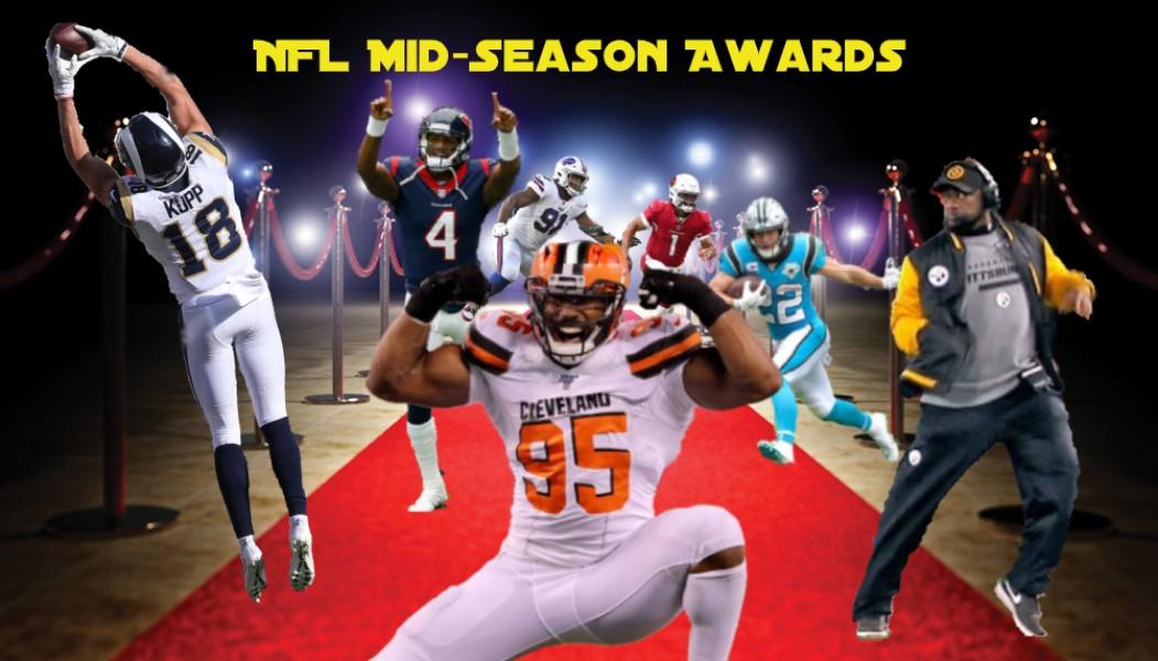 Mid-Season NFL Award Winners