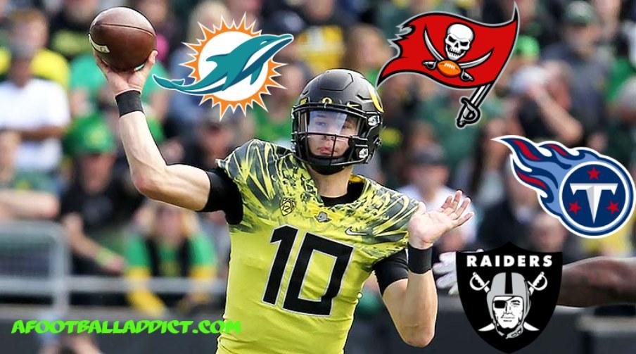 2020 NFL Draft Profile: Justin Herbert