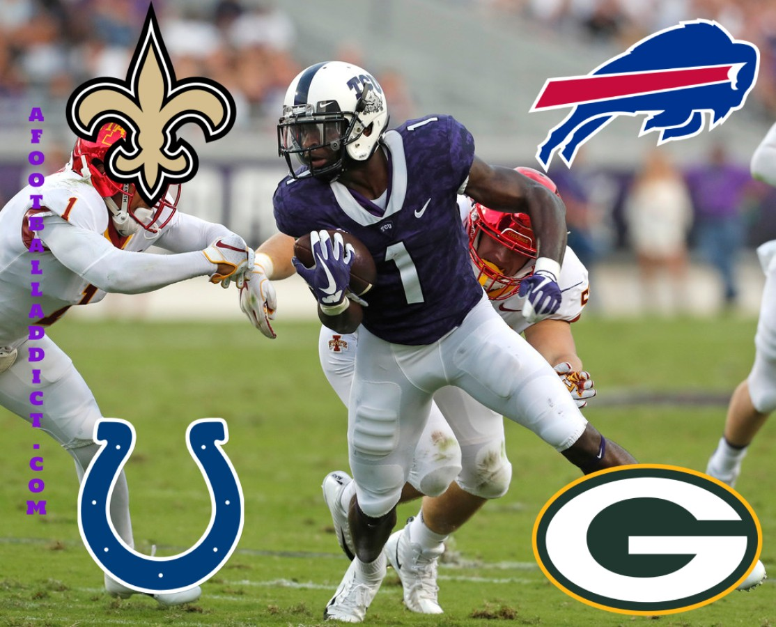 2020 NFL Draft Profile: Jalen Reagor