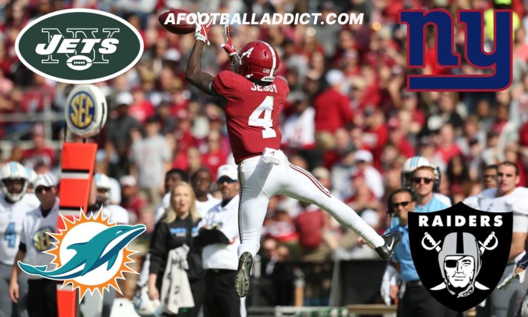 2020 NFL Draft Profile: Jerry Jeudy