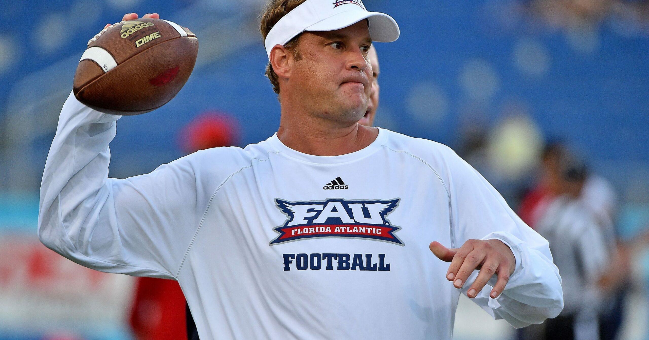 Lane Kiffin to Take Head Coaching Job at Ole Miss