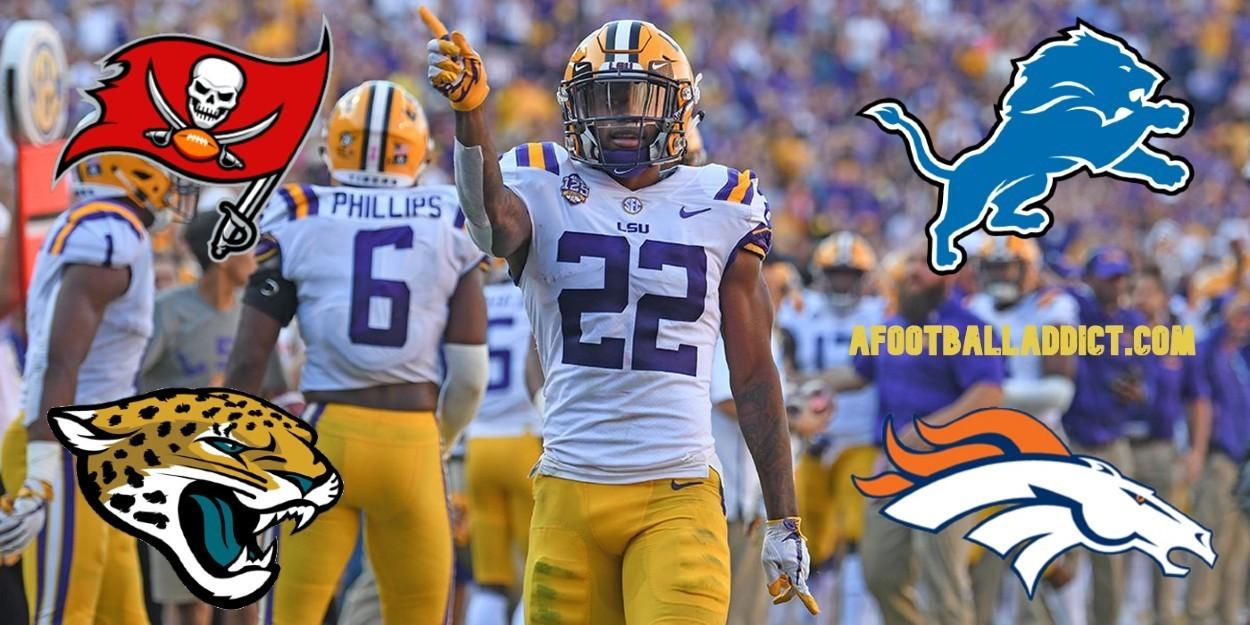 2020 NFL Draft Profiles: Kristian Fulton