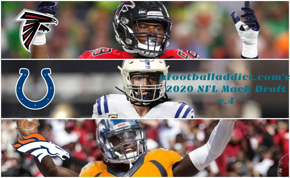 2020 NFL Mock Draft v.4