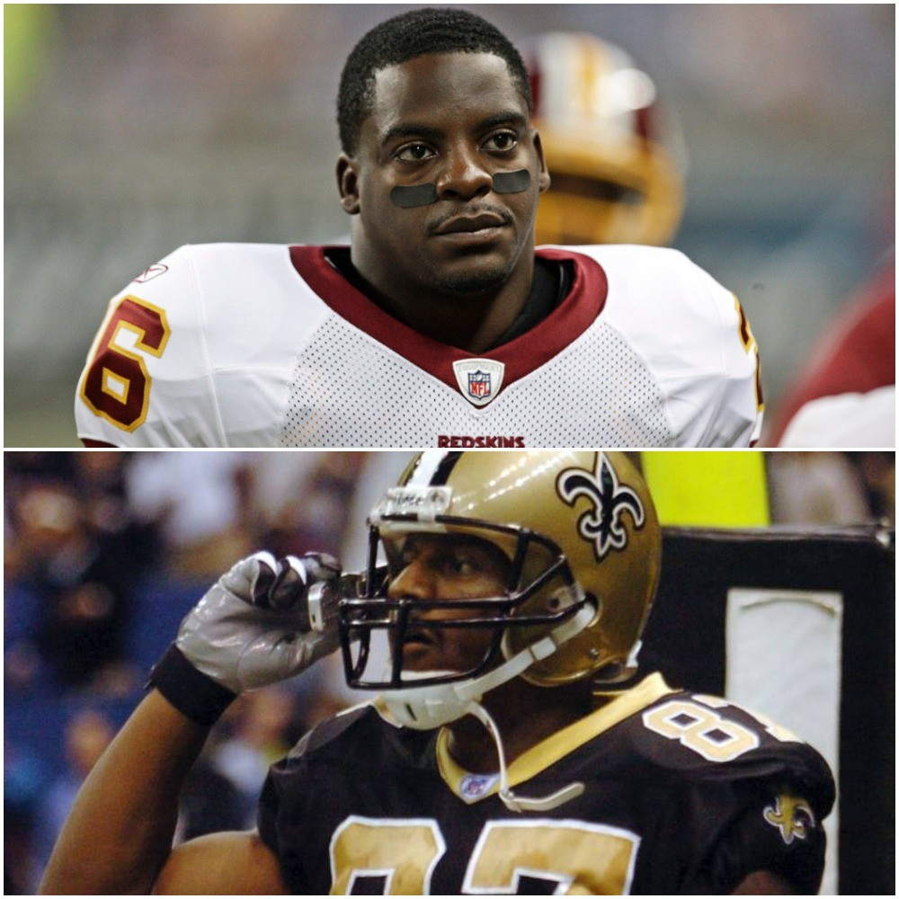 Clinton Portis & Other Former NFL Players Charged in Defrauding Health Program