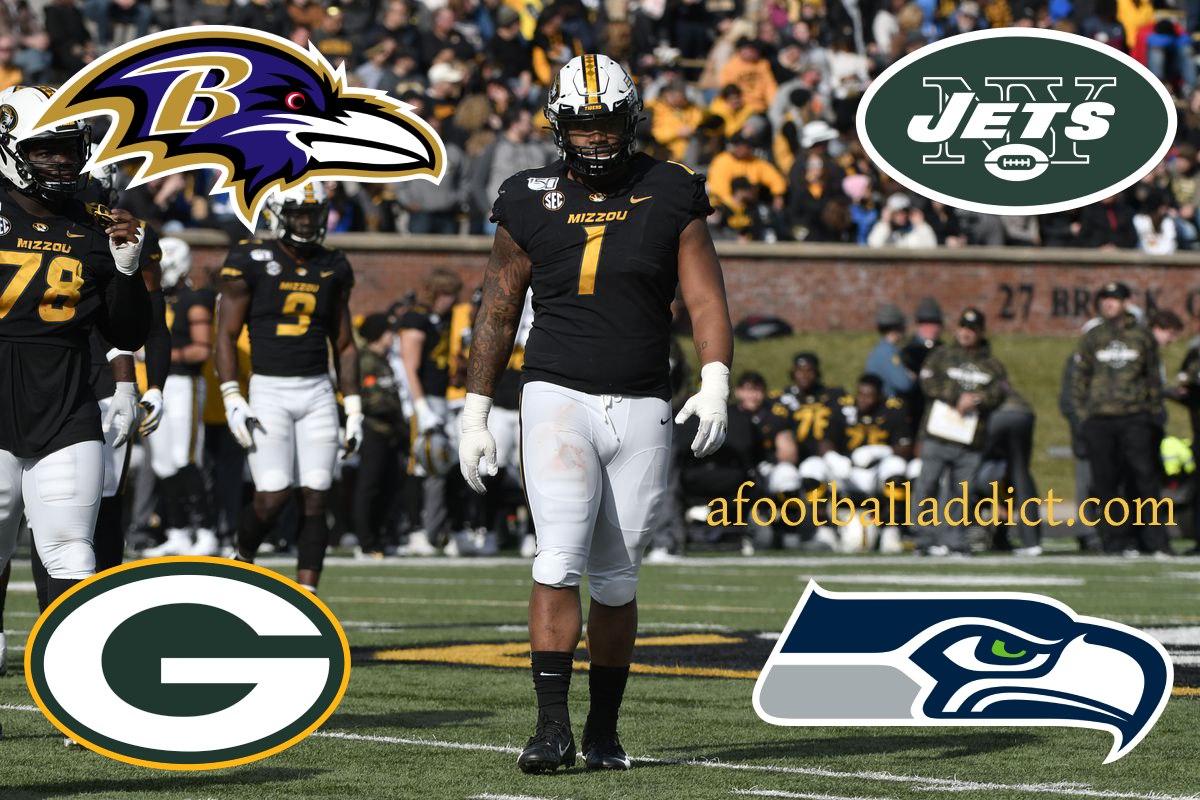 2020 NFL Draft Profile: Jordan Elliott