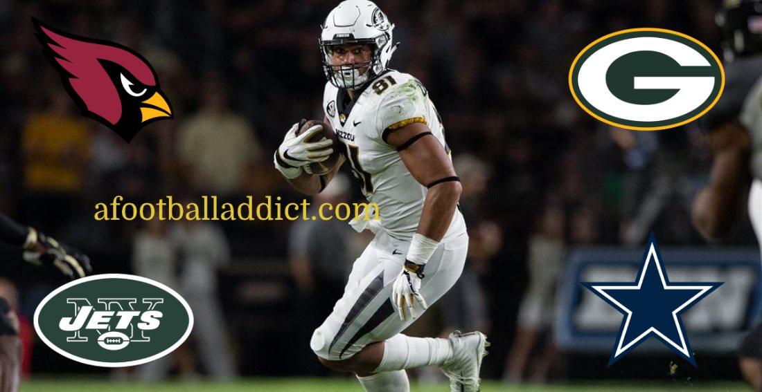 2020 NFL Draft Profile: Albert Okwuegbunam