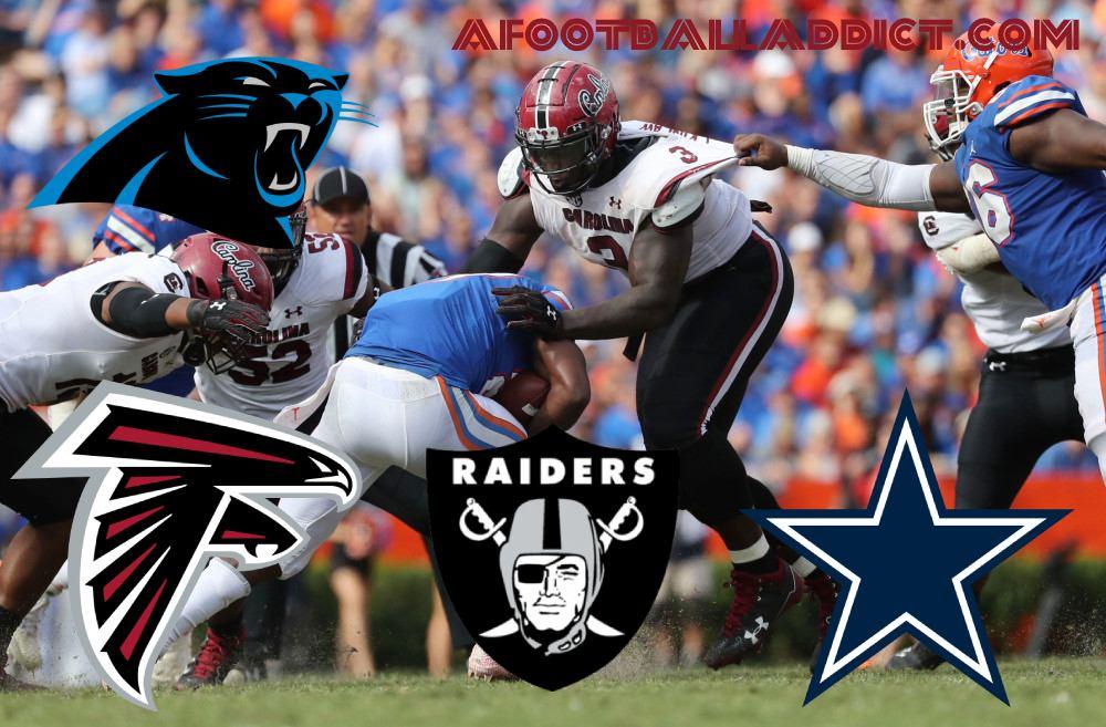2020 NFL Draft Profile: Javon Kinlaw
